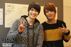 Jong Hyun & Yong Hwa #CNBlue