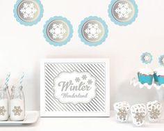 Frozen Birthday Party Decoration Kit