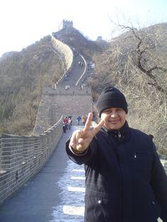 Beijing China, Wall