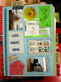 Great Idea for a journal... May have to start one of these!!!