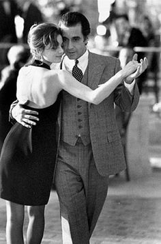 Scent of a Woman (1992) - Gabrielle Anwar and Al Pacino
