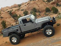 Jeep BRUTE- want one!