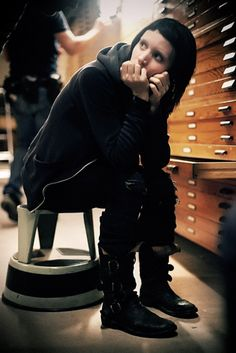 The Girl with the Dragon Tattoo + David Fincher = Perfection