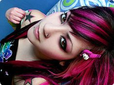 Ananda - Chilean Suicide Girl