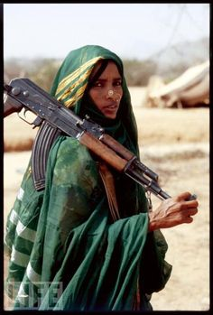 Eritrean People's' Liberation Front Fighter
