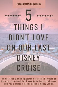 I really hate to write this but I had to be honest. here are the the only 5 things I dislike about a Disney Cruise Disney World Food, Disney World Restaurants, Disney Hotels, Disney World Planning, Disney World Vacation, Cruise Vacation, Walt Disney, Disney Halloween Cruise, Disney Fantasy Cruise