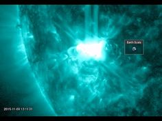 Solar Flare, CME Impact Coming   S0 News Nov. 10, 2015 - Suspicious0bservers   Stillness in the Storm
