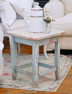 Vintage meubels voor een persoonlijke wooninrichting