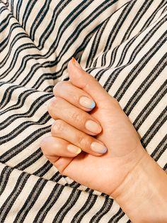 Summer nails, Mother's Day nails, rainbow, short almond nails. Short Rounded Acrylic Nails, Acrylic Nails Almond Short, Short Oval Nails, Simple Acrylic Nails, Simple Nails, Colorful Nails, Short Almond Shaped Nails, Summer Nails Almond, Almond Shape Nails