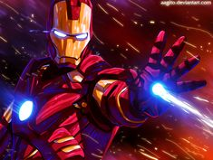 Iron Man by aagito.deviantart.com on @DeviantArt