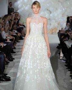 Bridal Fashion Week – Mira Zwillinger Primavera 2018 | TWB