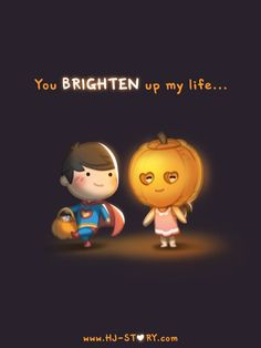 """Check out the comic """"HJ-Story :: You brighten up my life"""" http://tapastic.com/episode/13320"""