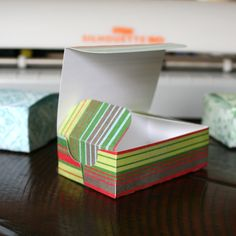 The Shopping Mama » Silhouette Tutorial – Sweet Little Boxes