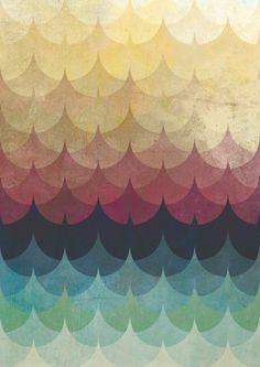 chloe fleury graphic design Christopher Paul Gulczynski: Graphic Design and Illustration waves Pattern Texture, Surface Pattern, Pattern Art, Pattern Design, Wave Pattern, Feather Pattern, Circle Pattern, Quilt Pattern, Pattern Paper
