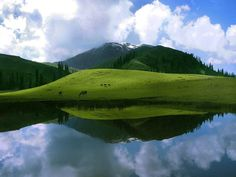 Sheosar Lake (also called Shausar Lake) is a lake situated in Deosai National Park, in Gilgit-Baltistan province of northern Pakistan.