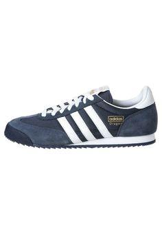 adidas Originals DRAGON - Zapatillas - azul - Zalando.es