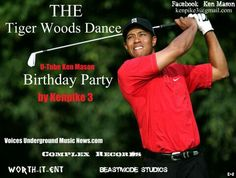 New Tiger Woods Dance