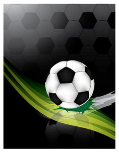 Create a Stylized Gradient Mesh Soccer Ball Illustration by Simona Pfreundner, In this tutorial, we'll show the advanced Adobe Illustrator artist how to create a realistic looking soccer ball with mesh objects. You'll learn how to. Soccer Art, Soccer Logo, Gradient Mesh, Adobe Illustrator Tutorials, Eyebrow Tutorial, Designs To Draw, Design Inspiration, Photoshop, Create