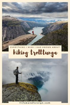 I'm going to start this post off by stating that Iwas the most unprepared person to ever step foot in the Hardangerfjord regionof Norway. I did the exact opposite of everything that someone is supposed to do when they make the 23 kilometer hike of super rad awesomeness. I did no research beforehand, only found …