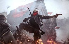 Homefront : The Revolution Gets a Release Date and a New trailer