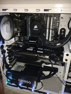 caffinatedsloth's Completed Build - FX-8350 4.0GHz 8-Core, Radeon R9 390 8GB…