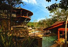 BRAND NEW - Rio Perdido Hotel and Hot Springs