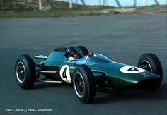 Jim Clark Lotus - Climax GP Olanda 1962