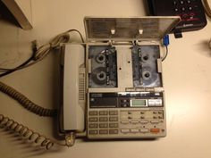 La mia mitica segreteria telefonica!