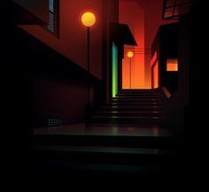 Réflexions faites by Romain Trystram, via Behance