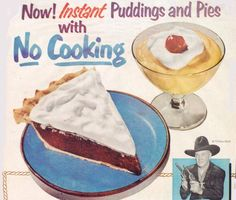 Instant Puddings and Pies