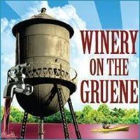 This winery sits in my favorite little town in Texas. Winery on the Gruene...  Perfect day if you ask me!!
