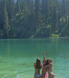 Best Friend Pictures, Friend Photos, Bff Goals, Best Friend Goals, Summer Feeling, Summer Vibes, Europa Tour, Summer Goals, Mädchen In Bikinis