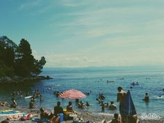 Beach - Lovran - Hrvastka - Istrien ❤