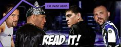Fourth installment of the 'Sonnen's War' comic featuring Nick Diaz, Randy Couture and Phil Baroni