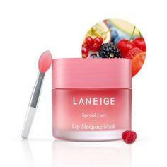 LANEIGE NEW Lip Sleeping Mask 20g Lip Care Moisture Wrap K-Beauty #LANEIGE