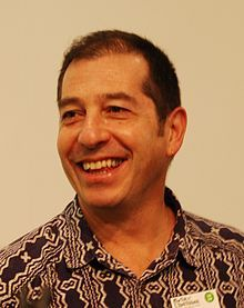 Jonathan Shapiro, born 1958 in Cape Town, is a South African cartoonist, famous as Zapiro, whose work appears in numerous South African publications and has been exhibited internationally on many occasions.