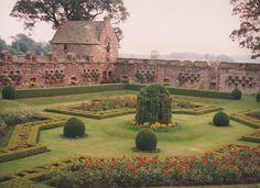 Edzell Castle and Garden