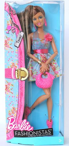 "Barbie Fashionistas 2011 ""Teresa"" by fashiondollcollector, via Flickr"