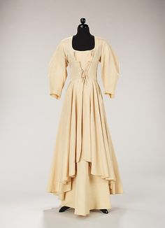 Evening Dress    Valentina, 1938    The Metropolitan Museum of Art
