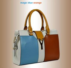 New 2013 hottest sale women handbag genuine leather bags 11 color brand women messenger bag retail wholesale promotion handbags $77.00