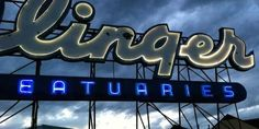 Dine with the dead at Linger Eatuaries in Colorado #travel #roadtrips #roadtrippers
