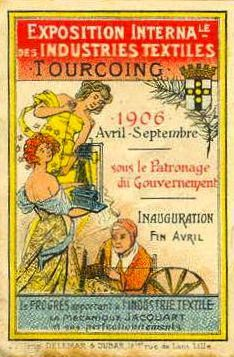 L'Exposition Internationale de Tourcoing en 1906