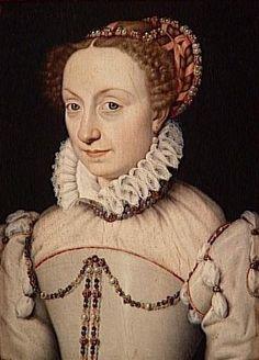 1528 1572 Jeanne d'ALBRET, reine de Navarre de 1555 à sa mort. Elle était la nièce du roi de France François Iᵉʳ et fut élevée sous son autorité à la cour de France. Elle épousa Antoine de Bourbon, premier prince du sang et fut la mère du roi Henri IV