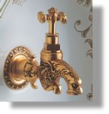 Chimere Tap Wall Mounted