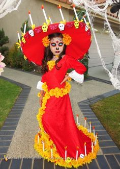 La Muerte Costume from The Book of Life