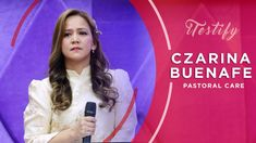 iTestify - Sis. Czarina Buenafe • Pastor Apollo C. Quiboloy Disciple Me, Son Of God, New Me, Apollo, Worship, Blessed, Spirituality, Army, Fresh