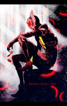 Kamen Rider OOO Tajador