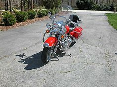 eBay: 2002 Harley-Davidson Touring 2002 HARLEY DAVIDSON FLHRI FIREFIGHTER EDITION #harleydavidson usdeals.rssdata.net