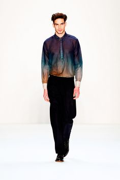 mens fashion 2014 | Hien Le Fall-Winter 2013-2014 Men's Collection (1)