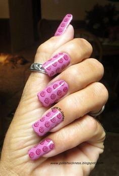 Roses by DianeGraham - Nail Art Gallery nailartgallery.nailsmag.com by Nails Magazine www.nailsmag.com #nailart